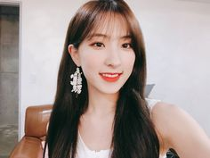 Yuehua Entertainment, Starship Entertainment, Bubblegum Pop, Korean Babies, Cosmic Girls, Kpop Girls, Cute Girls, Asian Girl, Celebrities