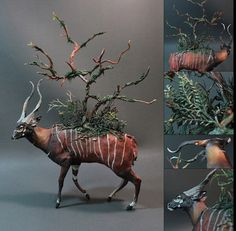 CUSTOM ORDER Personal Creature by creaturesfromel on Etsy, $525.00
