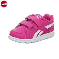 Royal Ultra, Sneakers Femme, Rose (Light Pink/Chalk/Red), 38 EUReebok