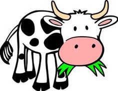 cow clip art free cartoon clipart panda free clipart images rh pinterest com free farm animal clipart for teachers free cartoon farm animal clipart