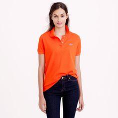 016de4e7fe0 Lacoste For J.Crew Polo Shirt (Size 36) Polo Shirt Style