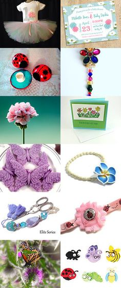Spring has Sprung by Carey on Etsy--Pinned+with+TreasuryPin.com