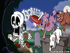 Boney The Runner  Android Game - playslack.com , In the game Boney The Runner you together with a humorous minimum should get away from a pack of empty canines, who drive to seize a stone. travelling  on an aged site and leaping  over stones, you have to show an actual ability not to get off and overcome as gigantic spacing as accomplishable. The quality of the game will be able to please each player, and atomic work and possibility to wield over the warrior will make the game different and…