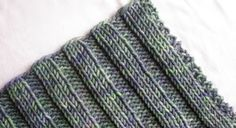 The Lucky Scarf - a free pattern