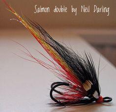 Salmon Flys Size 6 Doubles 3 X Podolsky Long Tails