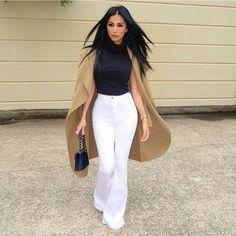 flared white jeans from fashion nova Cute Fashion, Modest Fashion, Fashion Outfits, Womens Fashion, Casual Outfits, Cute Outfits, Party Outfits, Photo Instagram, Fashion Stylist
