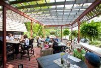 Shoreline Cafe, Summer House Park, Tobermory Tobermory Ontario, Flowerpot Island, Road Trip, National Parks, Restaurant, Outdoor Decor, Summer, House, Travel