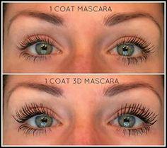 Younique Mood Struck Fiber Lash Mascara for thick, lush lashes 3d Fiber Mascara, 3d Fiber Lashes, 3d Fiber Lash Mascara, Younique Mascara, Applying Mascara, Thick Lashes, Natural Lashes, Natural Makeup, Long Eyelashes