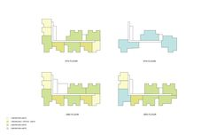 """Gallery - ODA Aims to Bring """"Qualities of Private House"""" to Multi-Family Housing in Brooklyn - 3"""