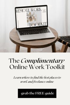 There's never been a more relevant time to find work online. Grab the free guide and find the best places to find quality remote jobs you'll actually love. Freelance Online, Blog Websites, Best Places To Work, Corporate Style, Find Work, Best Blogs, Online Entrepreneur, Starting Your Own Business, Digital Nomad