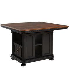 Avalon Furniture Rivington Hall Kitchen Island & Reviews | Wayfair