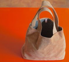 Spring it-bag, en peau  Tuto