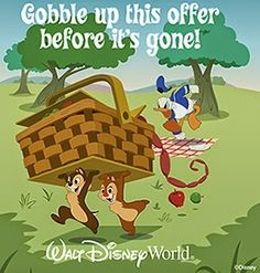 Get a FREE Dining Plan when you purchase a non-discounted room ticket package at select Walt Disney World Resort hotels for select nights this fall. Gobble up this offer before it's gone! Book by August Contact me! Disney Vacation Deals, Authorized Disney Vacation Planner, Disney Destinations, Vacation Quotes, Small World Vacations, Walt Disney World Vacations, Disney Trips, Dining At Disney World, Disney Dining
