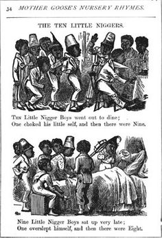 The Ten Little Niggers.