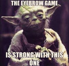 Makeup humor