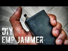 Destroy Any Device With EMP Jammer - All