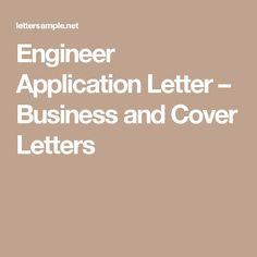 Carpenter Application Letter – Business and Cover Letters Application Letters, Cover Letters, Proposal, Engineering, Lettering, Business, Christmas, Carpenter, Presentation Cards