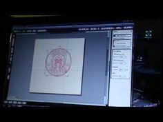 How to trace the starbucks logo with your silhouette cameo. A great video, easy directions.