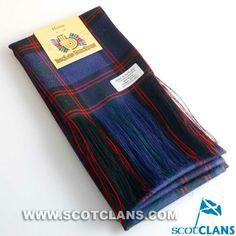 Clan Home / Hume Tartan Sash