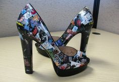 Star Wars high heels.