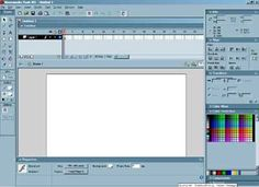 Creating your first flash animation, (motion tween)