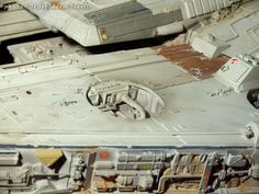 Reference: YT-1300 Light Freighter on Behance