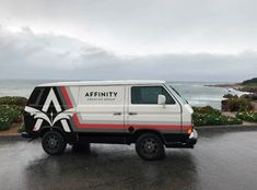 Vw Bus T3, Vw Vanagon, Commercial Van, Van Wrap, Video Production, Van Life, Recreational Vehicles, Marketing, Cars
