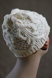 Ravelry: Five Pillars Hat pattern by Gretchen Tracy