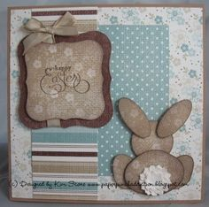 Paper punch art featuring Stampin' Up! punches. Free tutorials, daily project shares