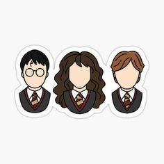 Stickers Kawaii, Preppy Stickers, Cute Laptop Stickers, Bubble Stickers, Cartoon Stickers, Cool Stickers, Printable Stickers, Customized Stickers, Harry Potter Drawings