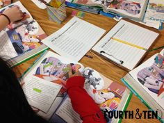 Using Picture Books to Teach the Common Core