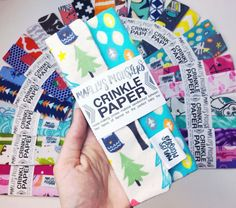 Baby Crinkle Paper – The Mushy Mommy