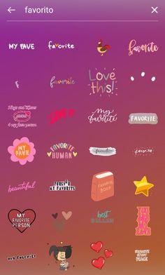Instagram Emoji, Instagram Editing Apps, Instagram And Snapchat, Aesthetic Shop, Gifs, Instagram Story Filters, Snapchat Stickers, Iphone Hacks, Creative Instagram Stories