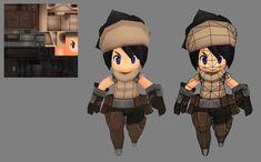 Taria model by EelGod.deviantart.com on @deviantART