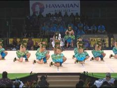 Merrie Monarch 2012 - Academy of Hawaiian Arts (Kane Kahiko)