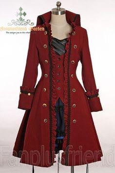Pirates coat. I like it                                                       … …