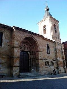 Iglesia de San Juan en Benavente.