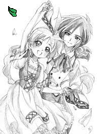 Princess TuTu - Fakir And Ahir by PrincesaSerenity.deviantart.com on @deviantART