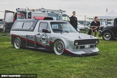Mk 1 VW Rabbit Pick Up Van