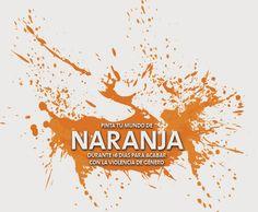 Vision 100 Plus C.A: Campaña: Pinta Tu Mundo de Naranja. Visión 100 Plus C.A, se une a la campaña Pinta Tu Mundo Naranja, para combatir la Violencia de Género. Publicaremos un artículo semanal hasta cumplir los 16 días de Activismo en contra del Maltrato a la Mujer.