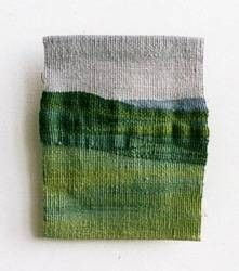 Carmen CHARPIN : empreintes textiles - fil en Bretagne
