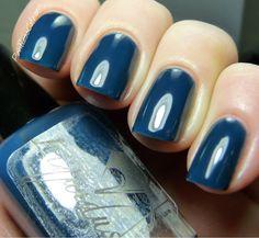 Pointless Café: Liquidus Nail Gloss Blue Diamond Turquoise