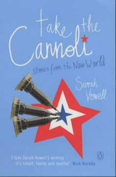 Well, if it mentions cannoli in the title, it must be worth reading.