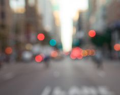 New York City photo Blur Street Lights Dusk Bokeh by pixamatic Bokeh Images, Night Picnic, Country Kitchen Lighting, Blur Photography, Cheap Lighting, Blurred Lights, New York City Photos, Backyard Lighting, City Scene