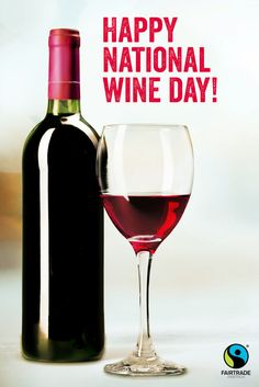 Happy #NationalWineDay!  Raise a toast to the smallholder grape farmers→ http://fairtradeamerica.org/en-us/farmers-and-workers/wine