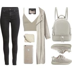 H&M jeans, adidas Originals sneakers and MICHAEL Michael Kors backpacks. Browse and shop related looks.