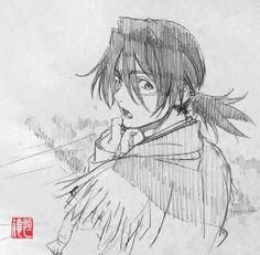 Manga Drawing, Manga Art, Drawing Sketches, Anime Manga, Anime Art, Drawings, Blue Exorcist, Cowboy Bebop, Sword Of The Stranger