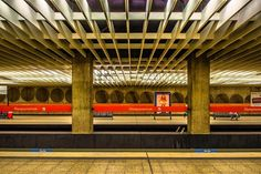 #locationscouting in #subwaystation #olympiazentrum #munich #ubahn