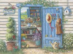 Janet Kruskamp - Welcome to My Garden
