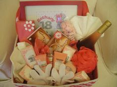 Little-Lady's Crafts: Bethany's 18!